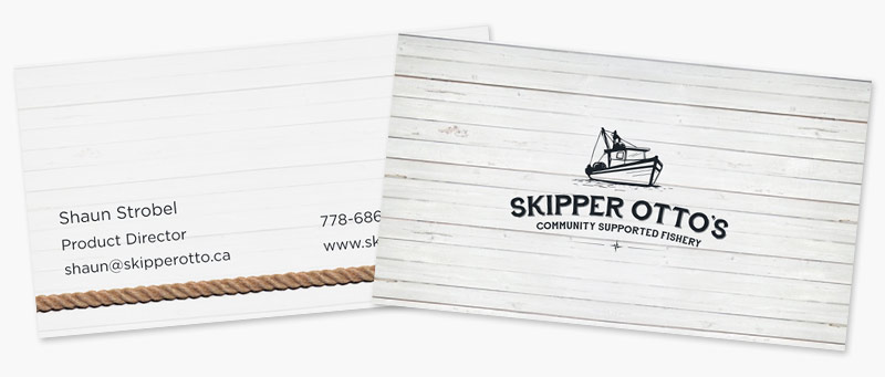 SkipperOttoBusinessCards